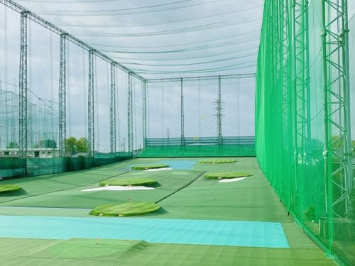 ワールドゴルフ練習場