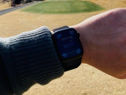 ゴルフ用 GPS 距離計