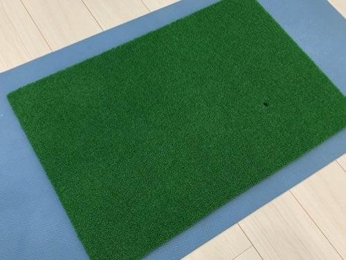 ゴルフ練習器具: ゴルフマット